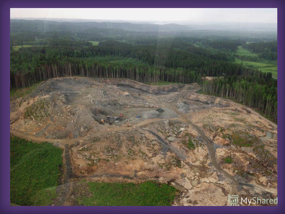 Вблизи от города Сортавала находится поселок Ту́оксла́хти (фин. Tuokslahti), окрестности которого богаты гранитными залежами. Именно здесь планируется открытие второго гранитного карьера «Туокслахти-2» площадью 150 га. Конечно, горнодобывающая отрасл