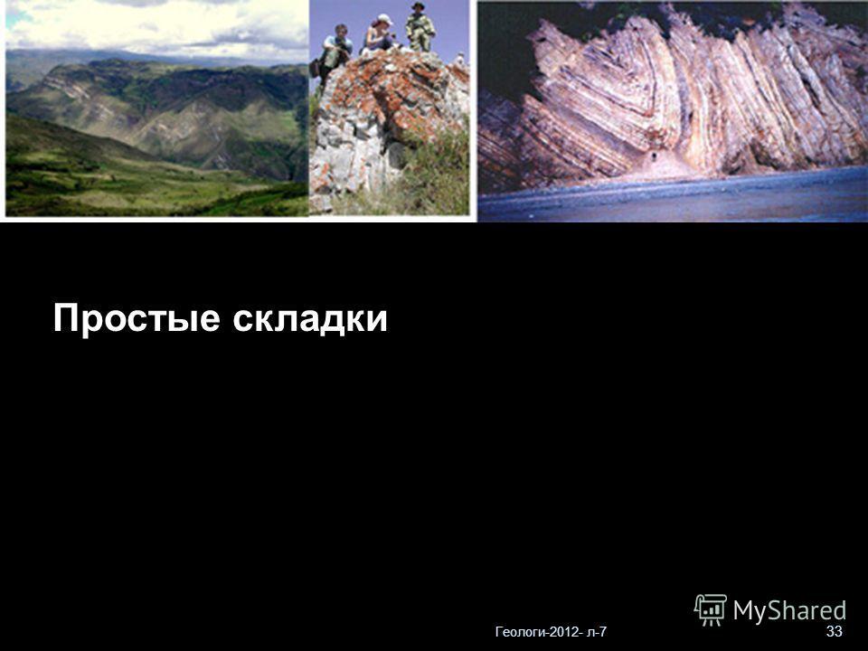 Геологи-2012- л-7 33 Простые складки