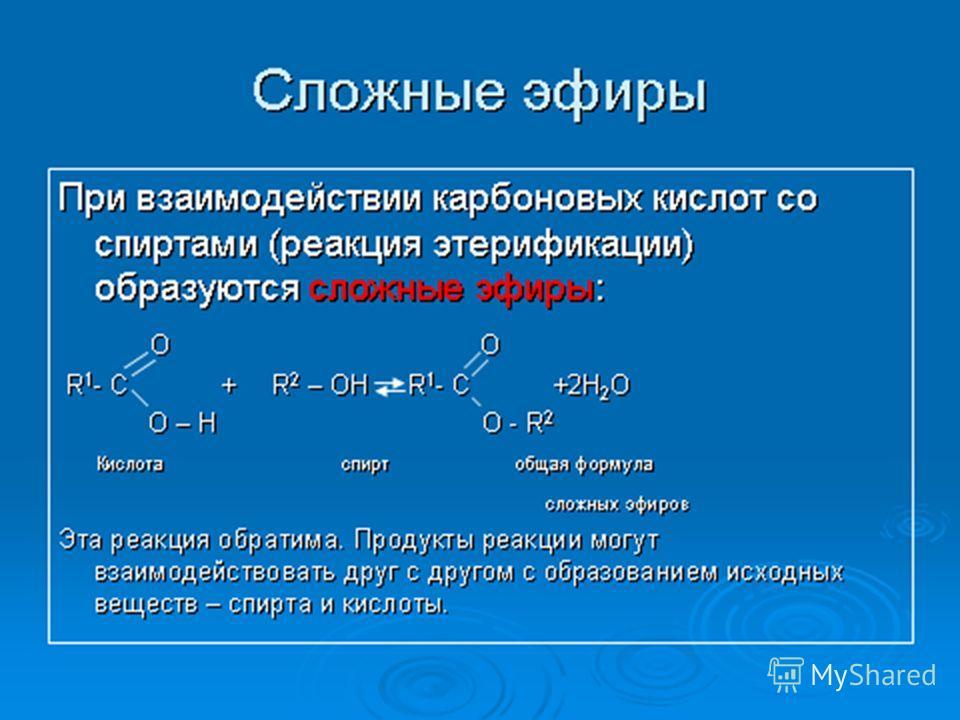 Цель урока: изучение состава, строения, классификации, свойства и значении жиров