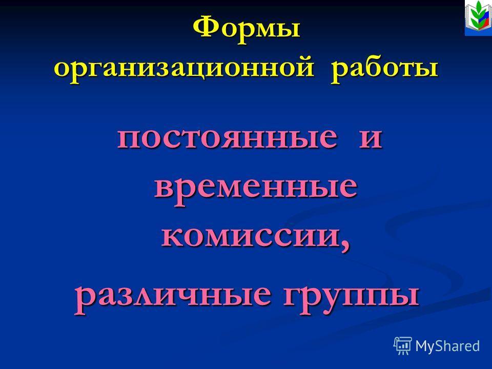 постоянные и временные комиссии, постоянные и временные комиссии, различные группы