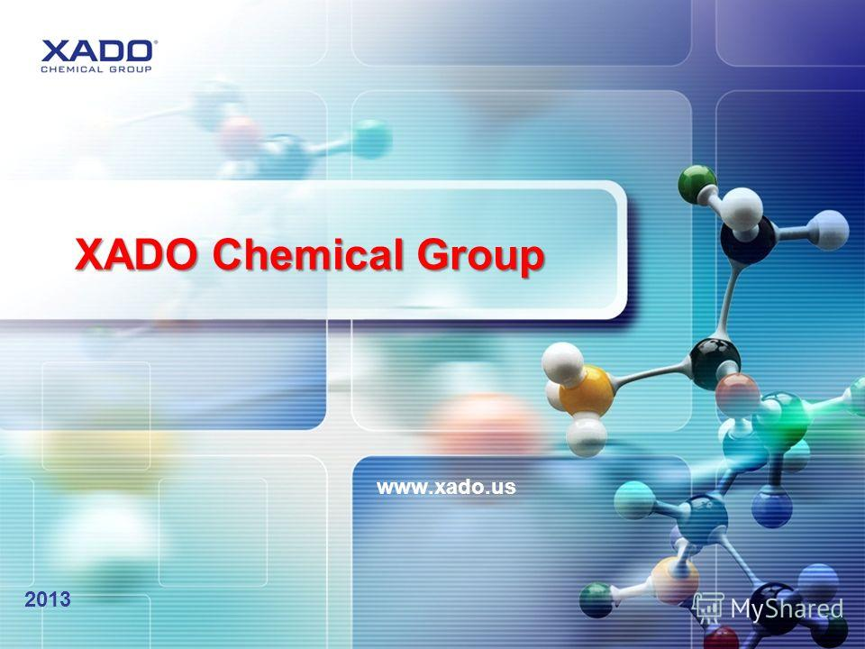 www.xado.us XADO Chemical Group 2013