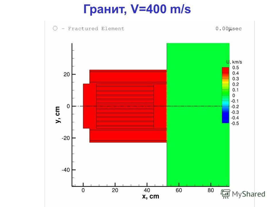 24 Гранит, V=400 m/s
