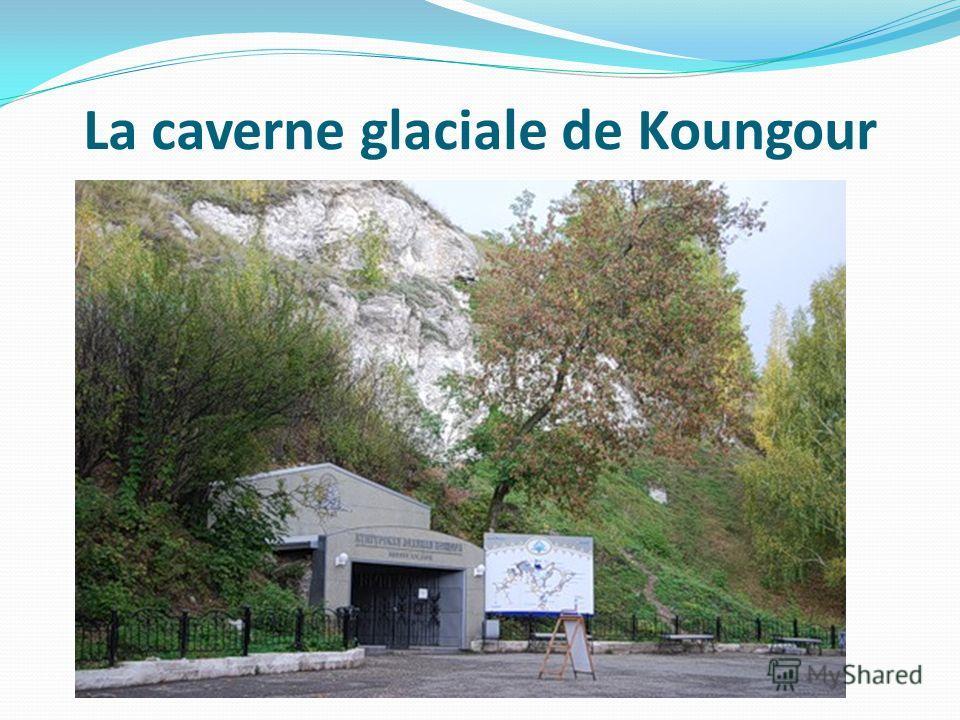 La caverne glaciale de Koungour