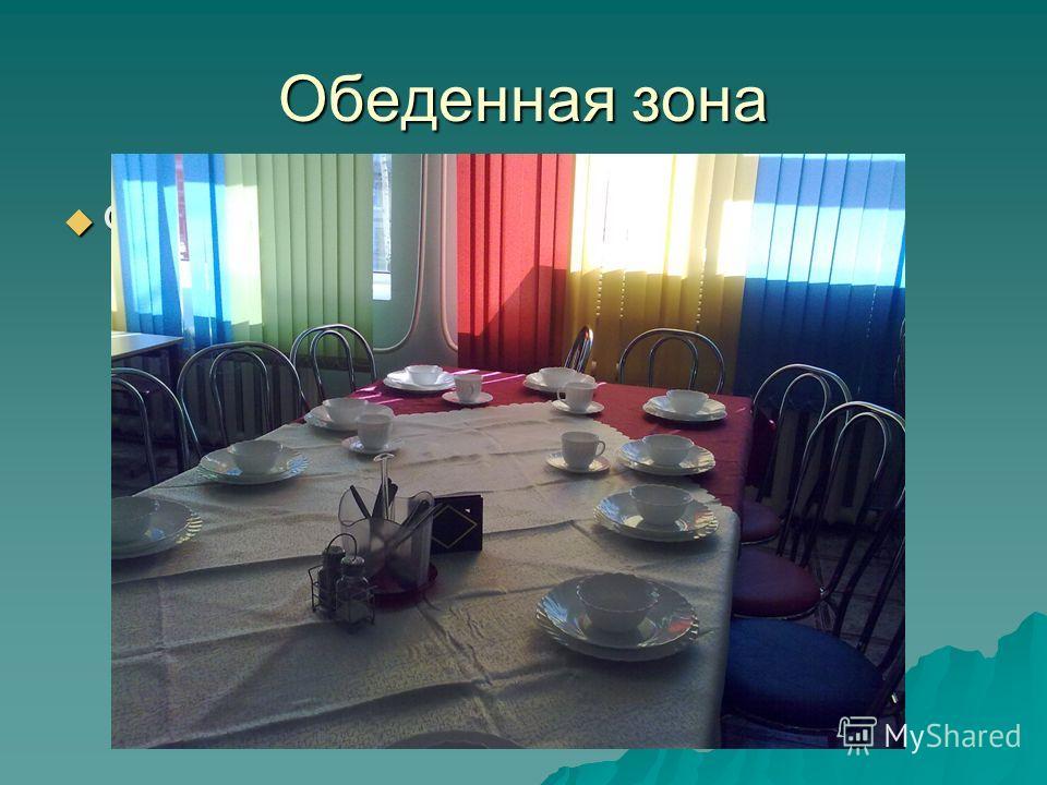 Обеденная зона ФОТО ПОСУДА ФОТО ПОСУДА
