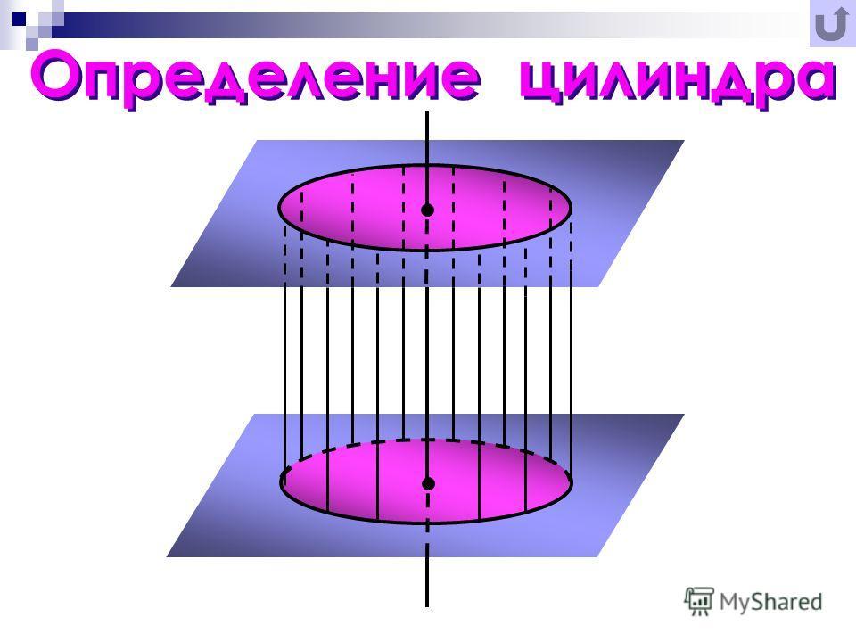 Определение цилиндра