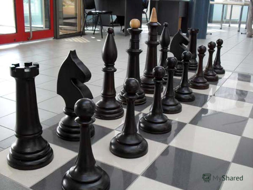 Шахматный городок и музей Шахмат в Элисте