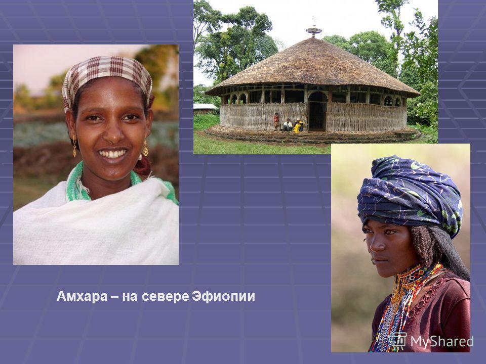 Амхара – на севере Эфиопии