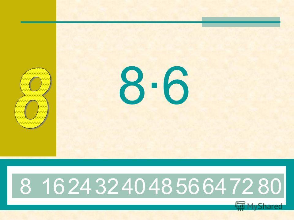 Выход Поздравляю, «5» за таблицу умножения на 7!