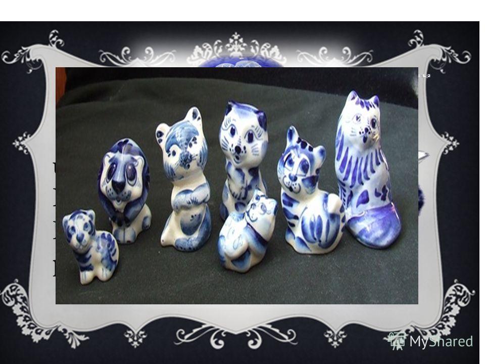 Kleinporzellanplastik - Nippes und Statuetten - und dekorative Figuren: Pferde, Reiter, Vögel, Puppen werden in Gshel auch produziert.