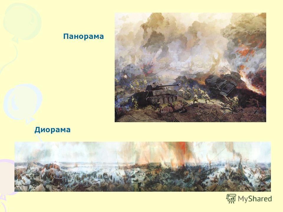 Панорама Диорама