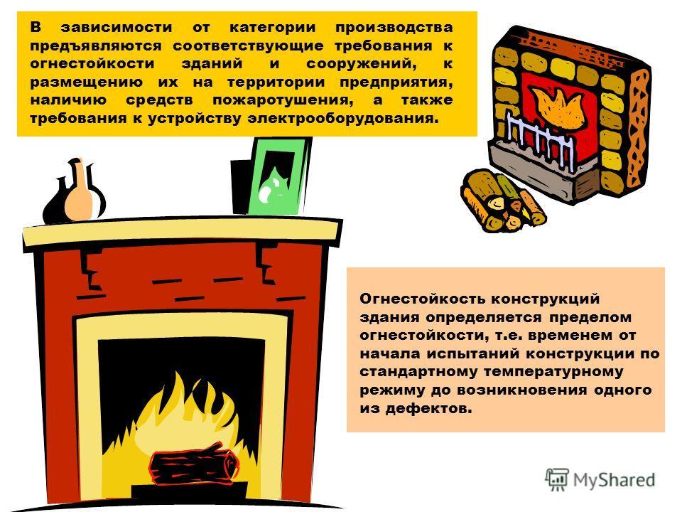 При оценке пожарной опасности веществ и материалов необходимо учитывать температуру вспышки, воспламенения, самовозгорания и концентрационные пределы горения. Чем ниже температура вспышки и чем меньше разность температур вспышки, воспламенения и само