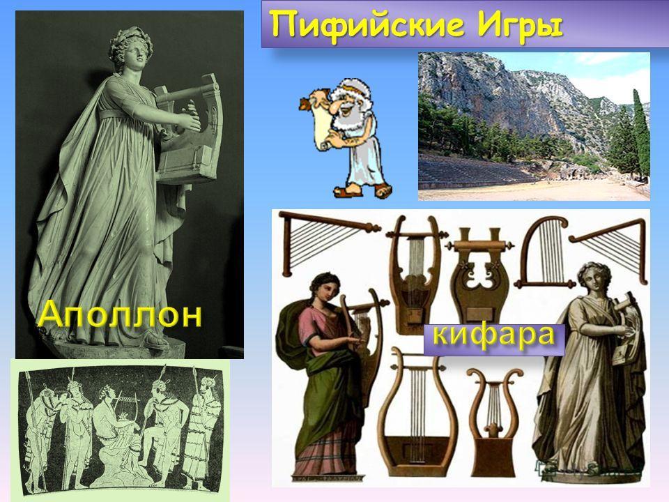 ПифийскиеИгры Пифийские Игры
