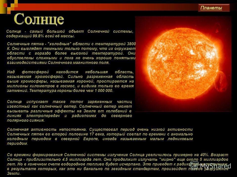 Планеты солнечной системы Меркурий Венера Юпитер Земля Уран Сатурн Марс Плутон Солнце