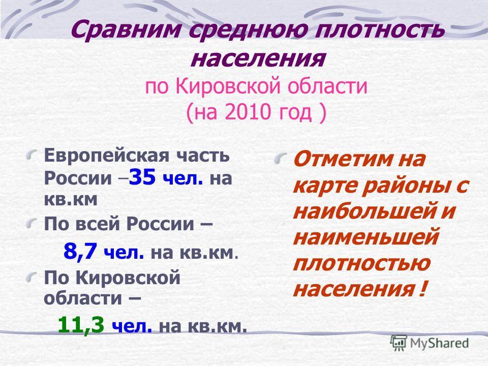 Проследим динамику численности населения по области, району,городу Сосновка !
