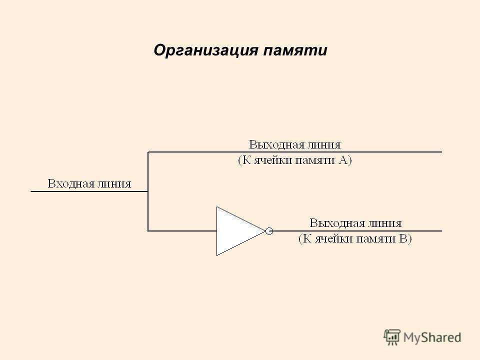Организация памяти