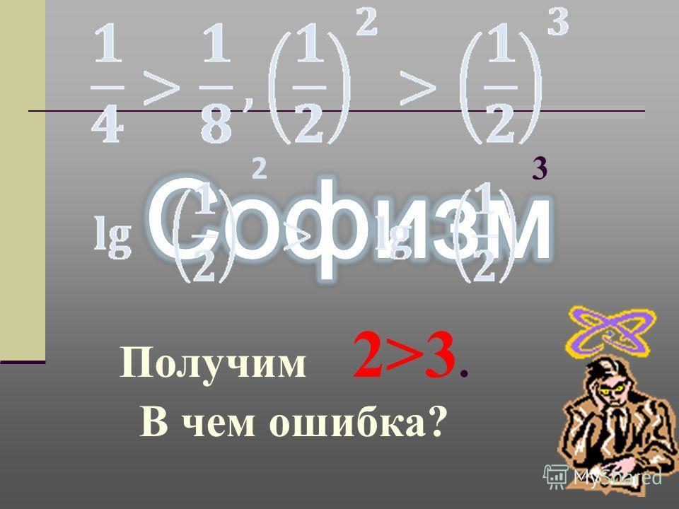 Софизм и парадокс История математики полна неожиданных и интересных софизмов и парадоксов. Парадоксы – это справедливые, хотя и неожиданные утверждения Софизмы – ложные результаты, полученные с помощью рассуждений, которые только кажутся правильными,