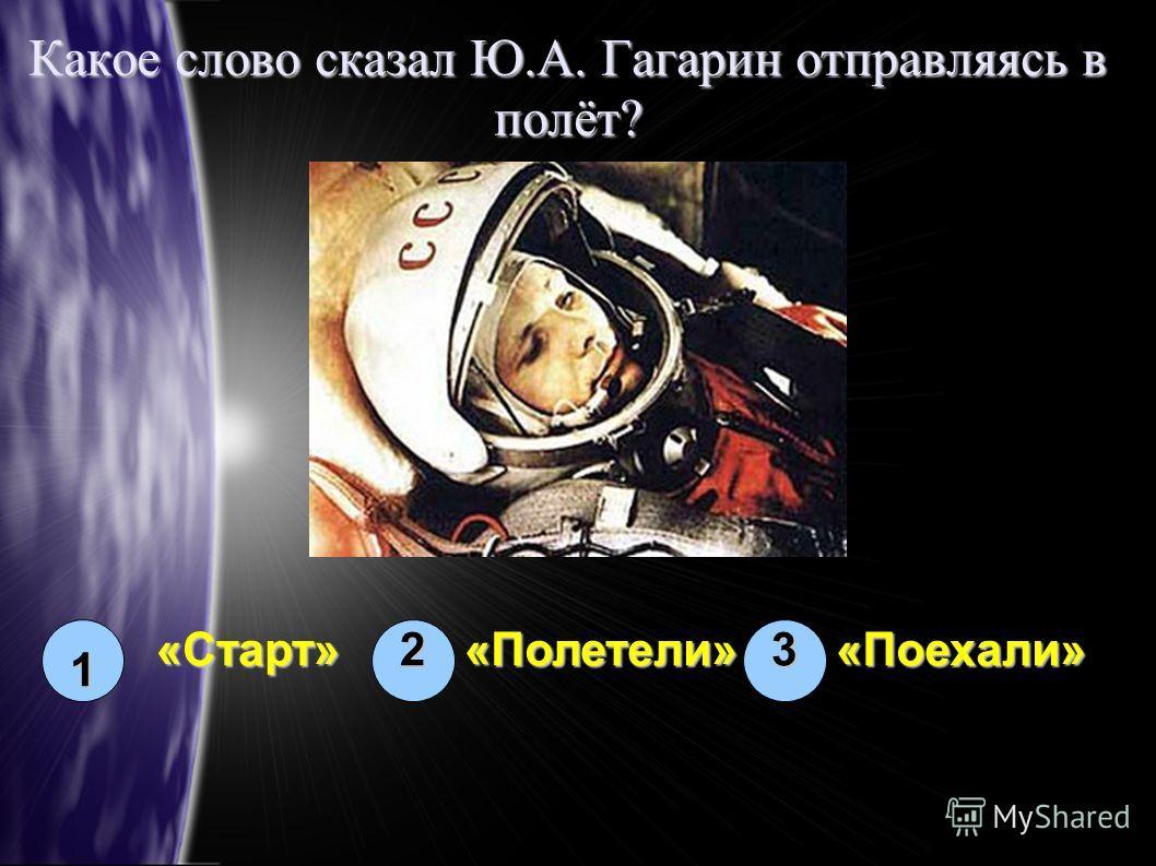 Как звали собак-космонавтов? 12 3 Белка и Стрелка Зайка и Точка Тошка и Дружок