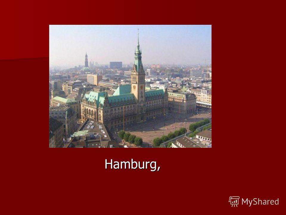 Die größte Kulturzentren sind : Die größte Kulturzentren sind : Berlin, Köln,, München Hamburg Dresden