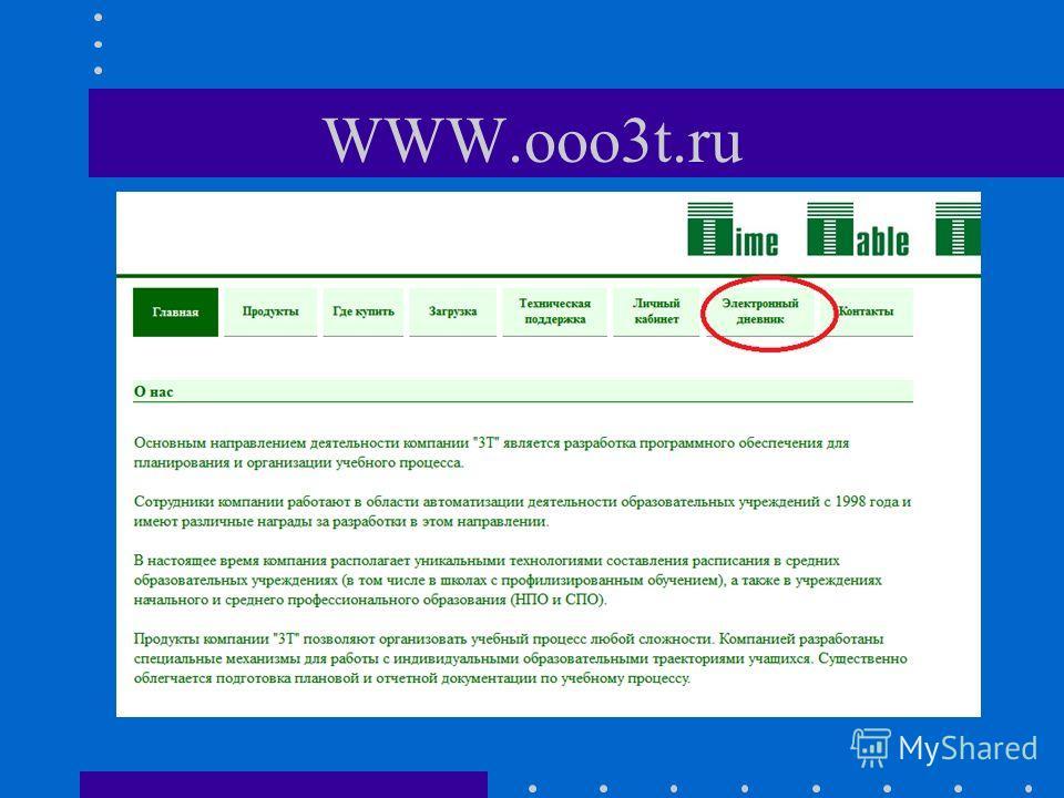WWW.ooo3t.ru