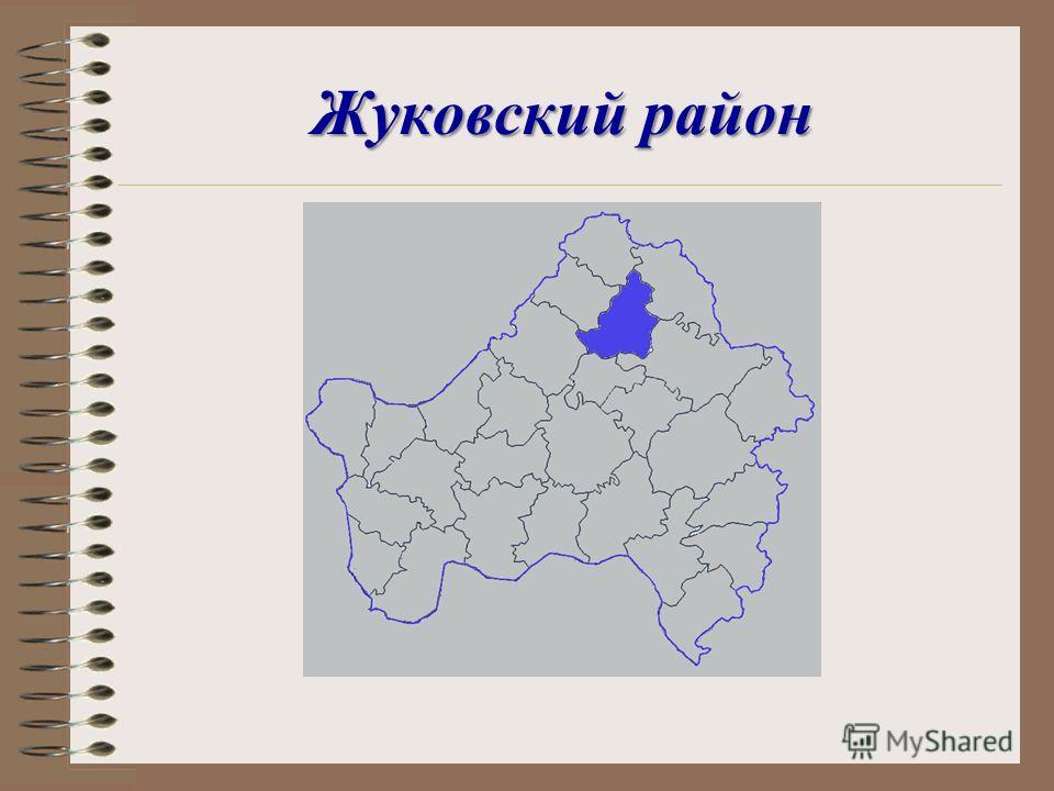Жуковский район