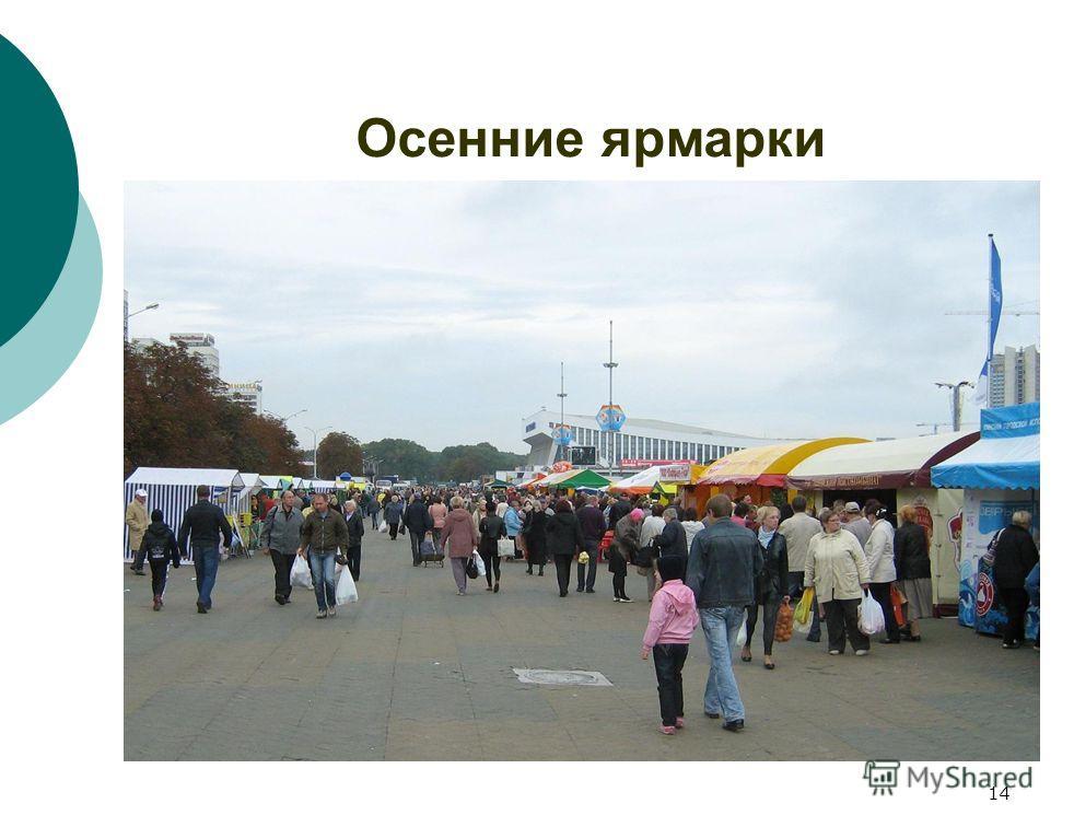 Осенние ярмарки 14