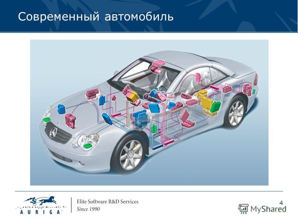 4 Современный автомобиль