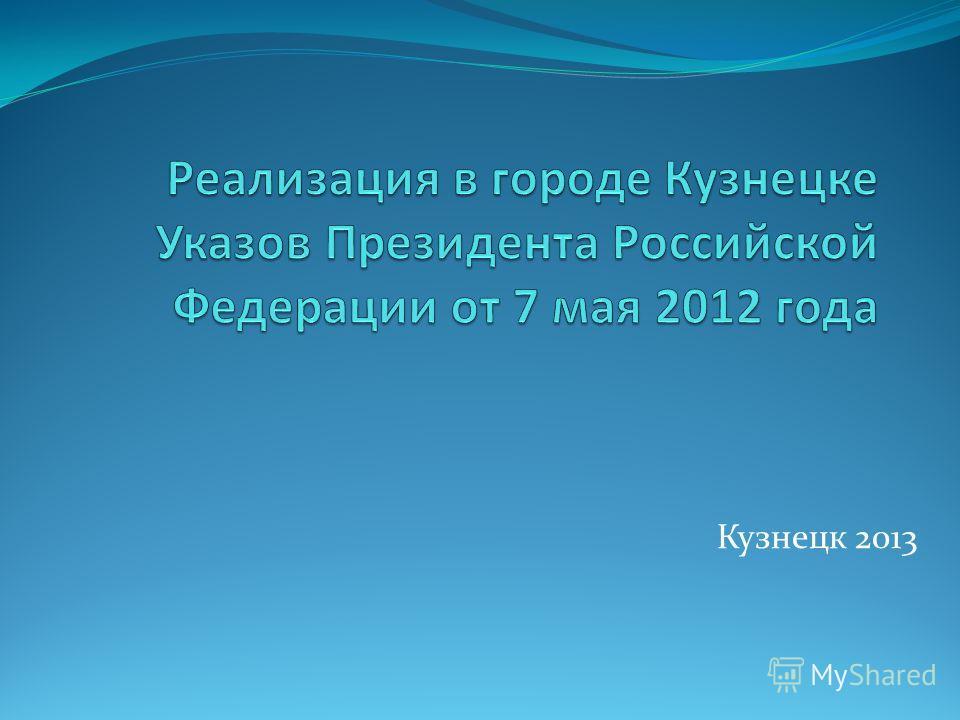 Кузнецк 2013