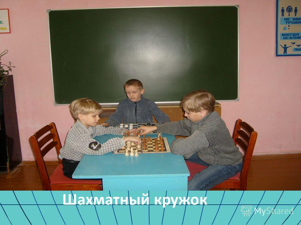 Шахматный кружок