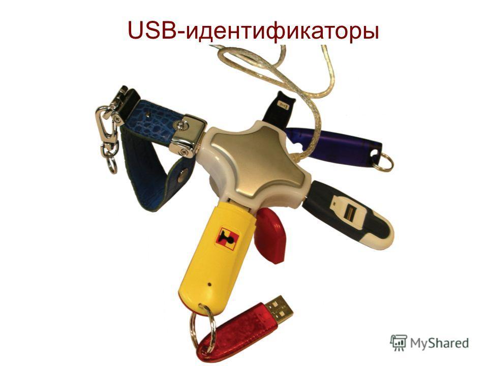 USB-идентификаторы