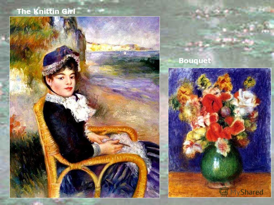 The Knittin Girl Bouquet