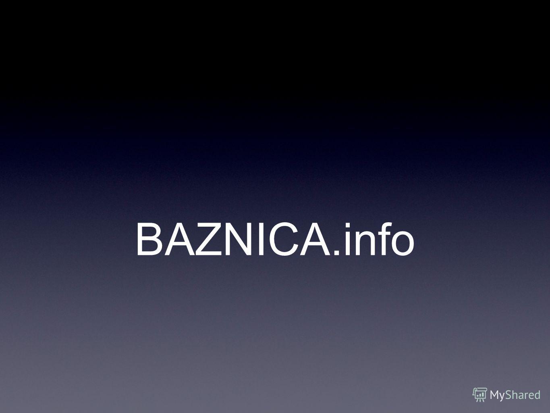 BAZNICA.info