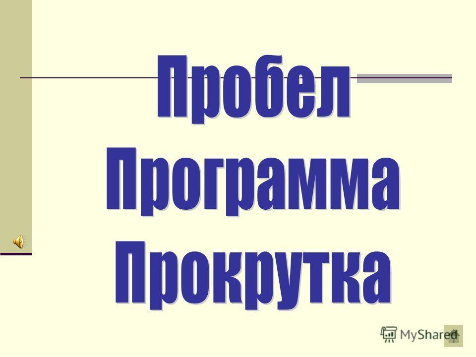 Вопрос на 150 рублей Первые две буквы этих слов совпадают. Назовите эти слова : 1. Название клавиши 2. Алгоритм, написанный на языке « понятном » данной ЭВМ 3. Смещение текста в окне просмотра Ответ