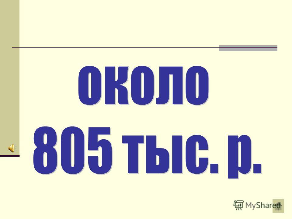 Вопрос на 200 рублей Ответ В банк положили 500000 р. под 10 % годовых. Какую сумму денег сможет банк отдать через 5 лет ?
