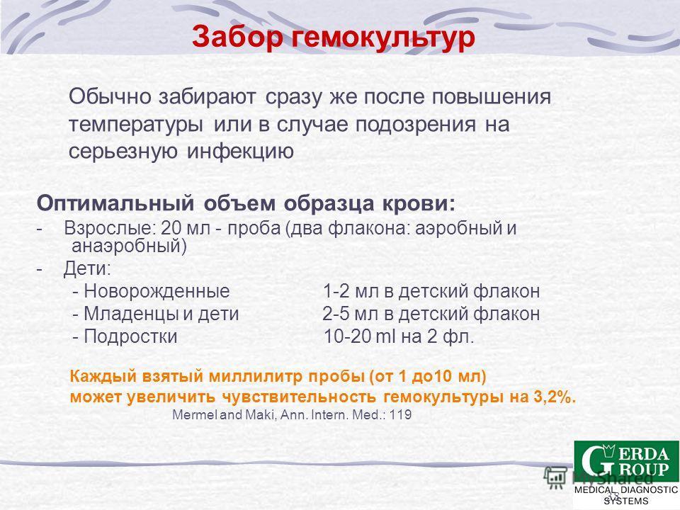 Наиболее часто выделяются из гемокультур 52.9% Грам -положительные 41.2% Грам-отрицательные 4.6% Грибы 1.3% Aнаэробы 11.0% Полимикробные (12.7% EU, 6% in non-EU) Нозокомиальные инфекции: 72.8% 68.3% EU 86.5% non-EU
