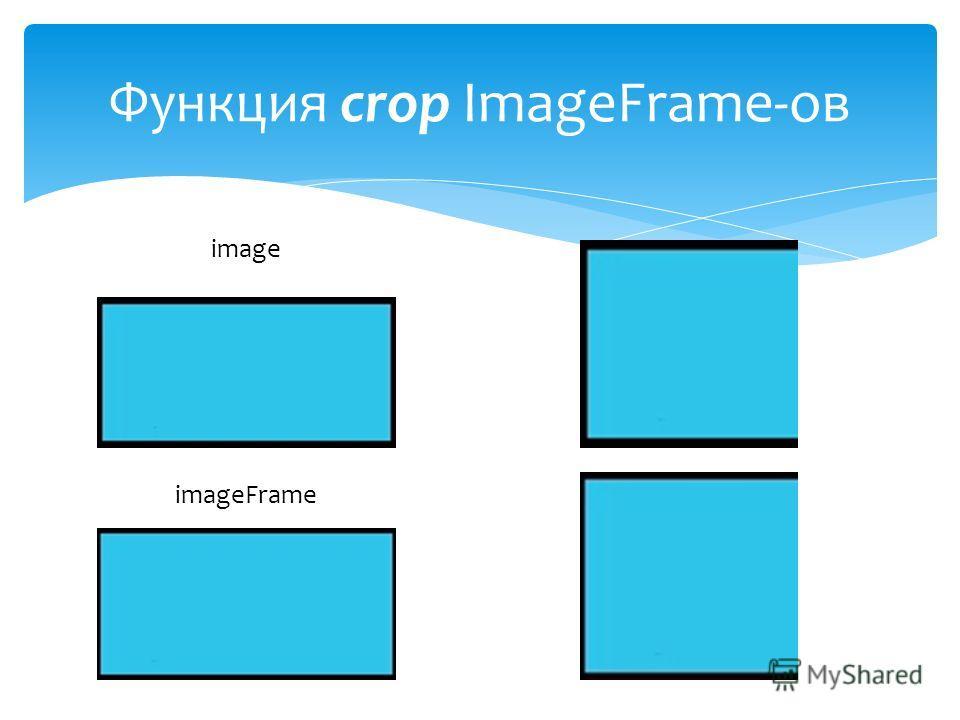image imageFrame