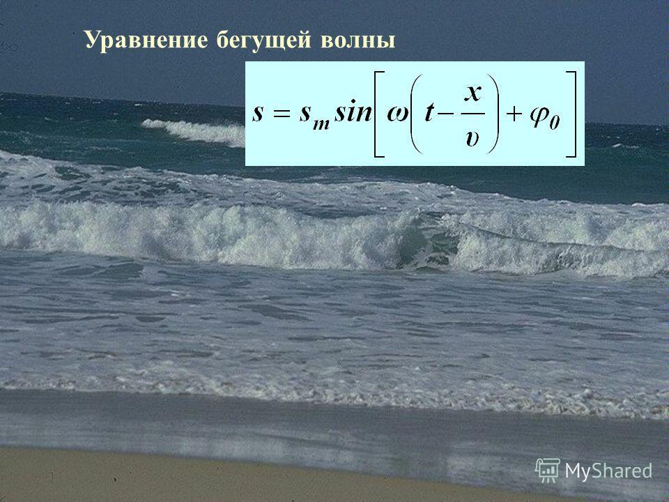 Уравнение бегущей волны