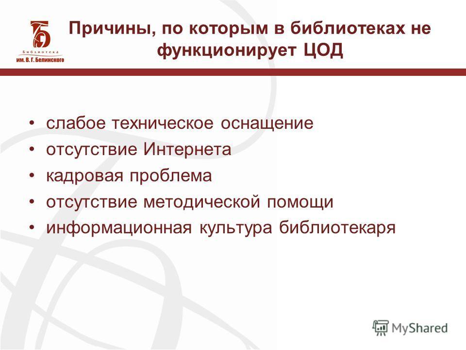 Мурманская государственная областная универсальная научная библиотека: из отчета 2012 года