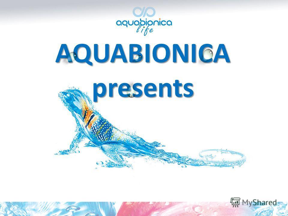 AQUABIONICA presents