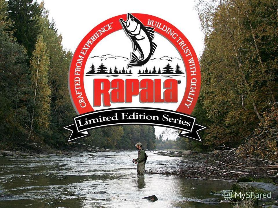 Rapala Limited Edition