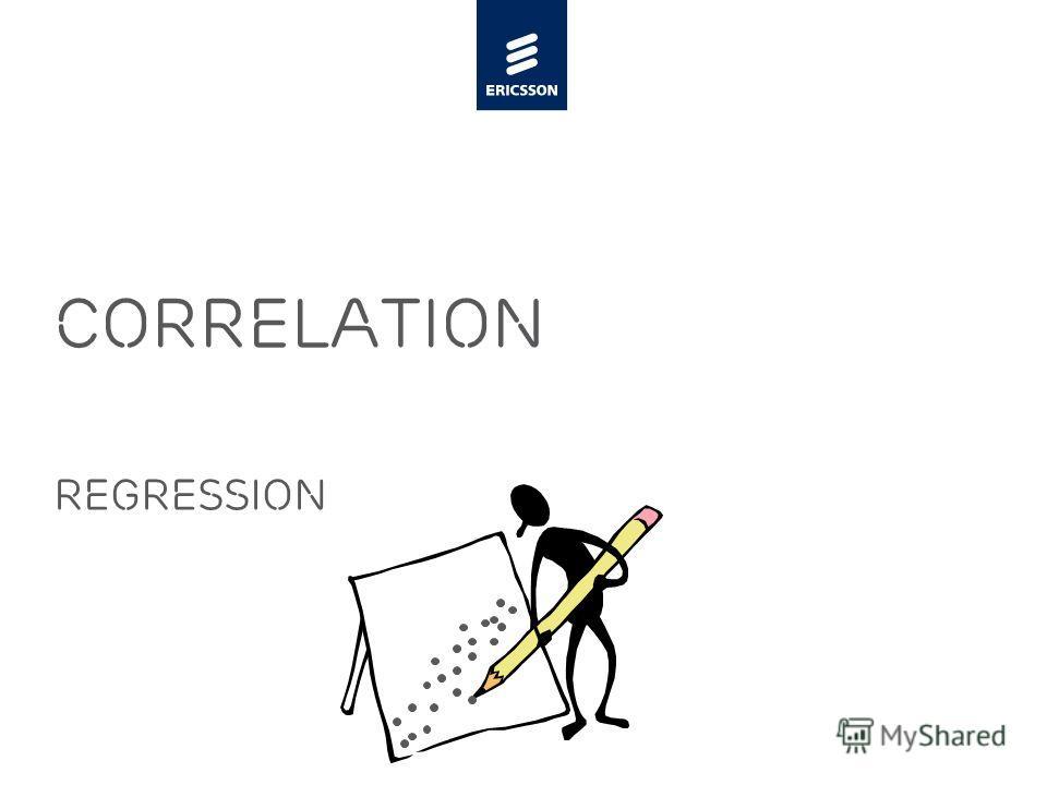 Slide title minimum 48 pt Slide subtitle minimum 30 pt CORRELATION REGRESSION