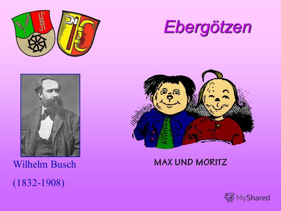 Ebergötzen Ebergötzen Wilhelm Busch (1832-1908)
