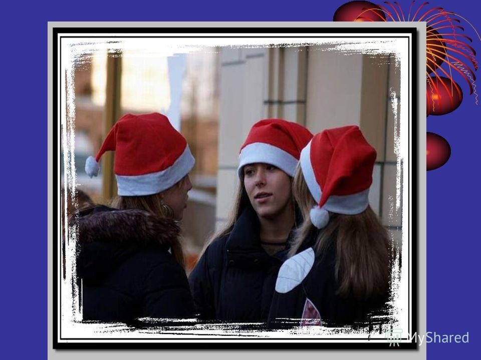 Обычно накануне первого Адвента начинают работать рождествен ские базары.