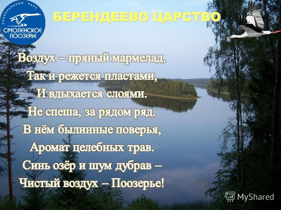 На Земле много нерукотворных чудес, созданных самой природой. Одно из них – это Национальный парк «Смоленское Поозерье», расположенный в Смоленской области. Его главное достояние - универсальность. Небольшая территория сумела вместить в себя необычны