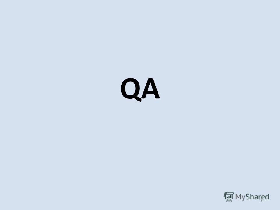 QA 16