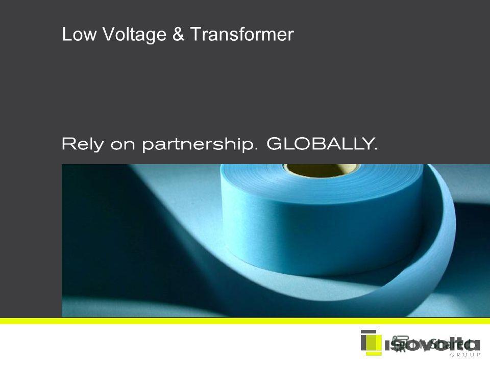 Low Voltage & Transformer