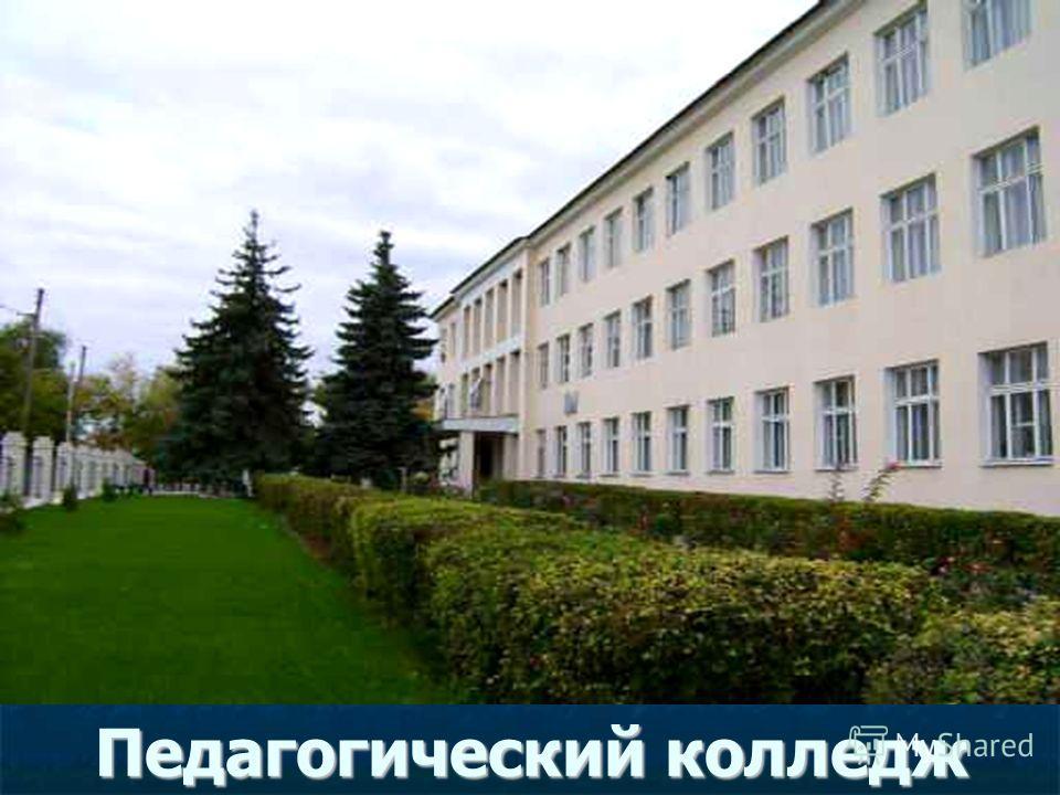 Педагогический колледж