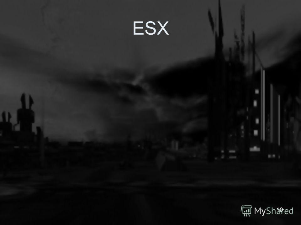 ESX 10