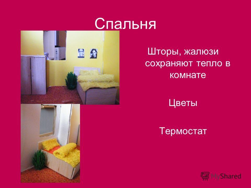 Спальня Шторы, жалюзи сохраняют тепло в комнате Цветы Термостат