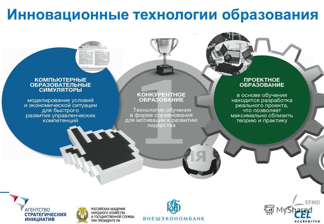 Инновационные технологии образования