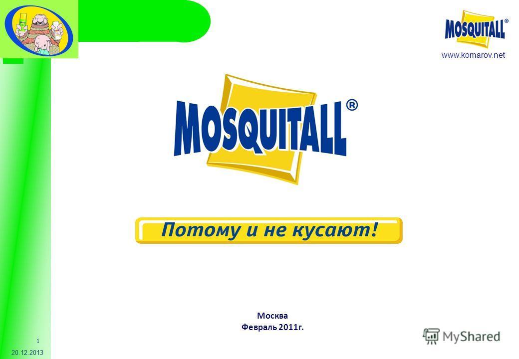 www.komarov.net 20.12.2013 1 Москва Февраль 2011г.